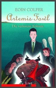 Artemis Fowl 5