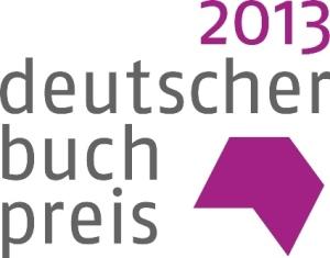 Logo Deutscher Buchpreis 2013