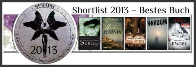 Shortlist Bestes Buch