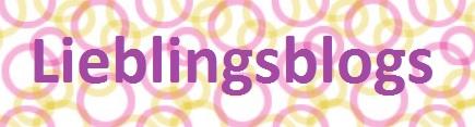 Header Lieblingsblogs