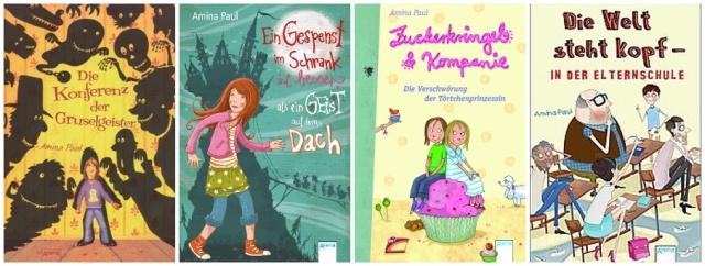 Ausgewählte Kinderbücher