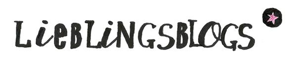 Banner Lieblingsblogs