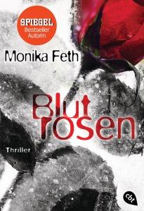 Blutrosen von Monika Feth
